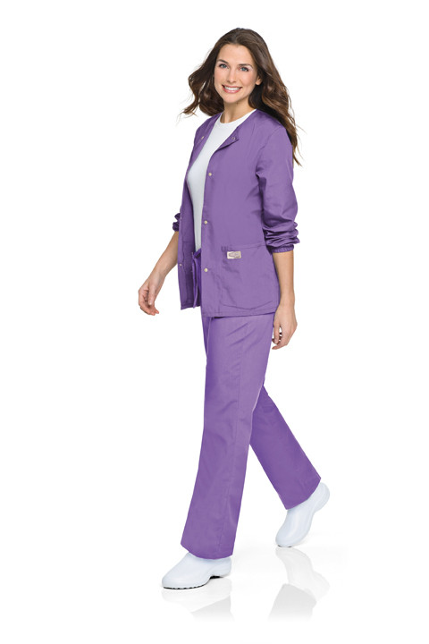 Scrubs and Patientwear, 75221, Scrub Zone Unisex Warm-Up ...