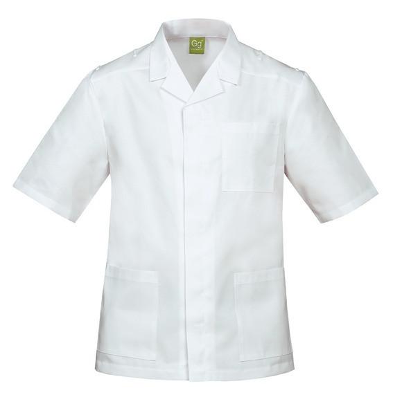 91978c7b620 Tunics, M675, Mens zip front tunic
