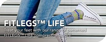 Compression Socks  - Work | Travel | Sports