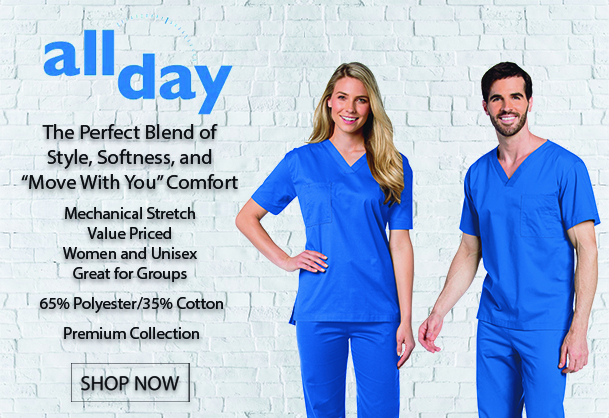 Landau All-Day Scrubs