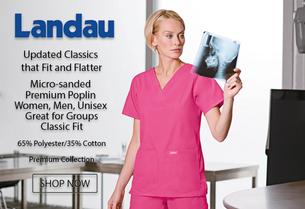 Landau Essentials Scrubs