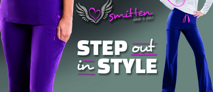 Smitten step in style