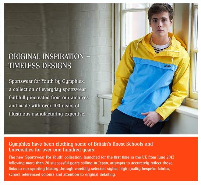 Gymphlex Launch New Leisurewear Online