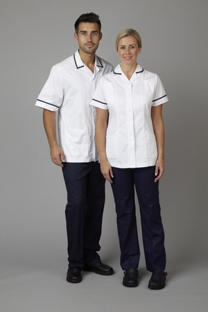 NHS uniforms