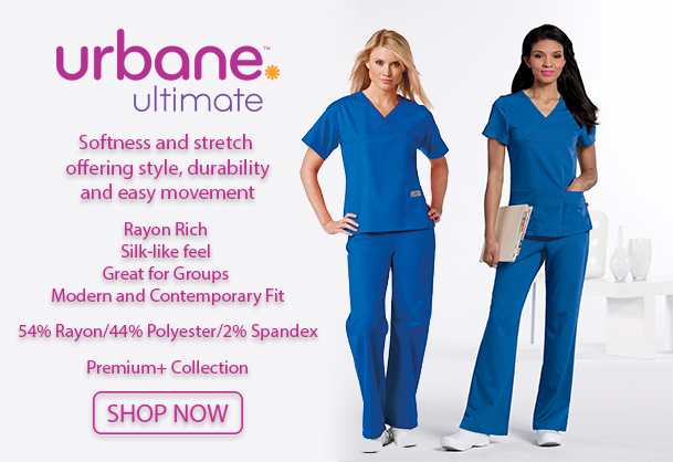 Urbane Ultimate Scrubs