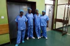 Nurses in GG Scrubs